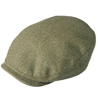 Cordings Firley Tweed Baggy Bond Cap Main Image