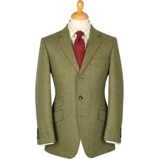 Cordings Firley Herringbone Tweed Jacket  Main Image