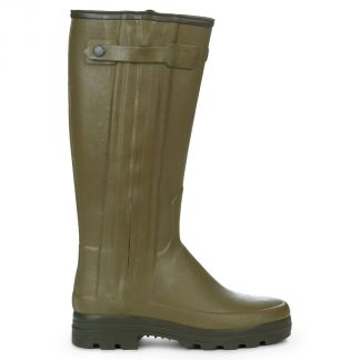 Cordings Le Chameau Mens Chausseur Neoprene Lined Boots Main Image
