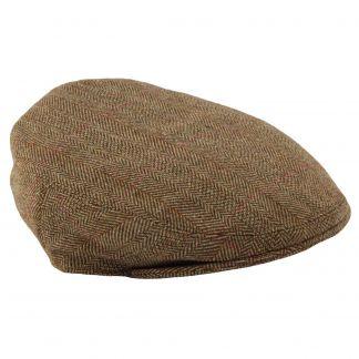 Cordings Barleycorn Tweed Garforth Cap  Main Image