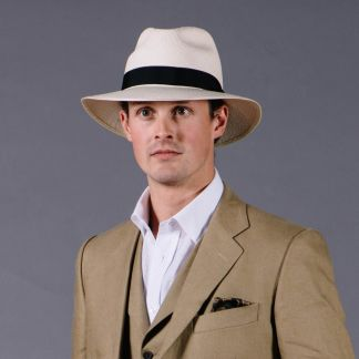 Cordings Classic Panama Hat  Different Angle 1