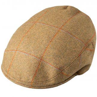 Cordings Jones Marl Tweed Garforth Cap Main Image