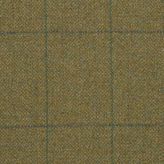 Cordings House Check Tweed Field Coat Different Angle 1