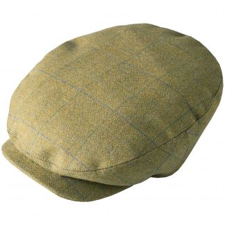 Cordings House Check Tweed Baggy Bond Cap Main Image