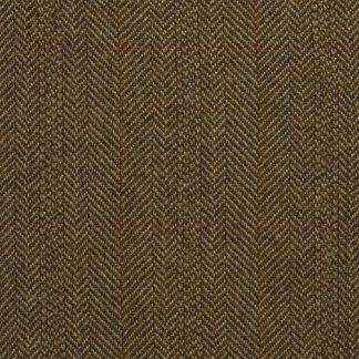 Cordings Barleycorn Tweed Garforth Cap  Different Angle 1
