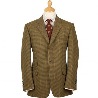 Cordings Sporting Check Jacket  Main Image
