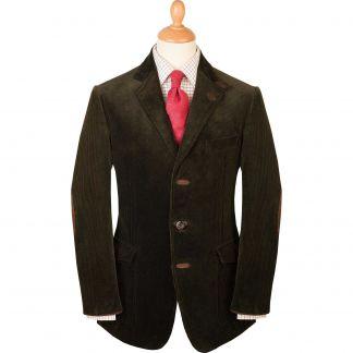 Cordings Olive Ripley Cord Jacket       Main Image