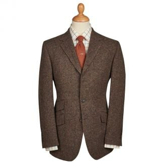 Cordings Bracken Derry Irish Donegal Tweed Jacket Main Image