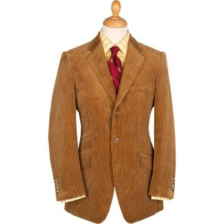 Cordings Fawn York Corduroy Jacket  Main Image