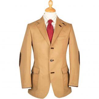 Cordings Sand Watson Cotton Jacket Main Image