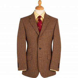 Cordings Brown Hunting Tweed Jacket Main Image