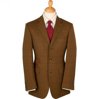 Cordings Brown Otley Tweed Jacket Main Image