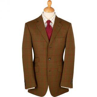 Cordings Brown Otley Tweed Jacket Main Image