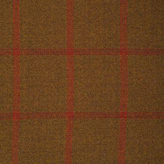 Cordings Brown Otley Tweed Waistcoat Different Angle 1
