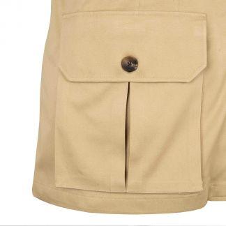 Cordings Beige Kalahari Safari Cotton Jacket Different Angle 1