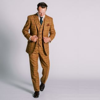 Cordings Skipton Tweed Sports Jacket Different Angle 1