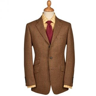 Cordings Clancey Check Tweed Jacket Main Image