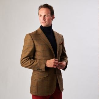 Cordings Redbridge Tweed Jacket Different Angle 1