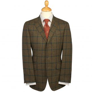 Cordings Shamrock Irish Tweed Jacket Main Image