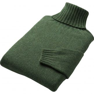 Cordings Moss Green Geelong Rollneck Different Angle 1