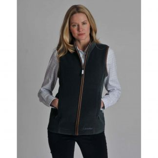 Cordings Kingfisher Schoffel Lyndon Fleece Gilet Different Angle 1