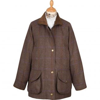 Cordings Worthing Cotswold Field Coat Main Image