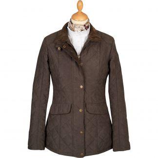 Cordings Olive Cheltenham Baleno Jacket Main Image