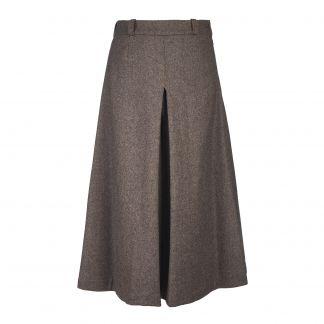 Cordings Brown St James Tweed Culottes Main Image