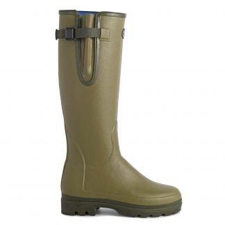 Cordings Le Chameau Mens Vierzonord Lined Boots Main Image