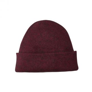 Cordings Wine Possum Beanie Hat Main Image