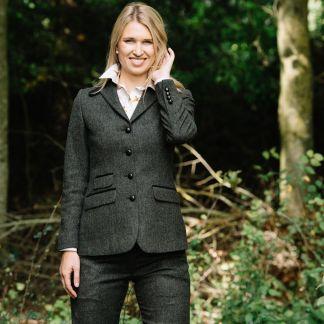 Cordings Green Wetherby Tweed Jacket Main Image
