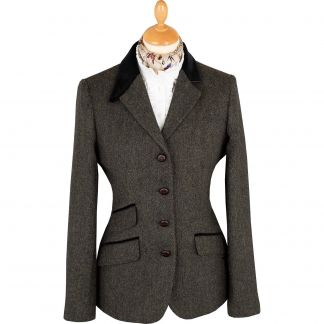 Cordings Green Wetherby Tweed Jacket Main Image