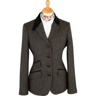 Cordings Green Wetherby Tweed Jacket Different Angle 1