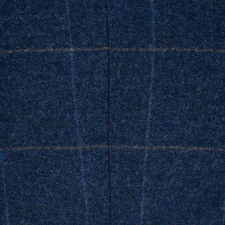 Cordings Eton Navy Chelsea Tweed Jacket Different Angle 1