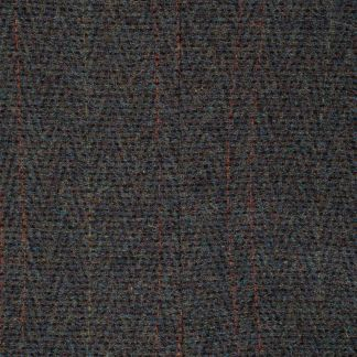 Cordings Blue T.ba Tweed Double Vent Jacket Different Angle 1