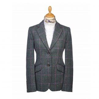 Cordings Fairford Tweed Hacking Jacket Main Image