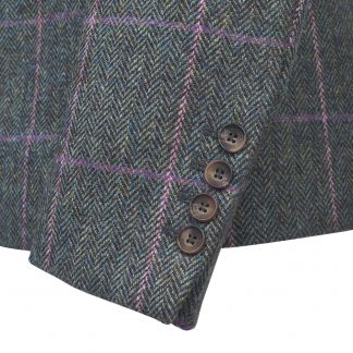 Cordings Fairford Tweed Hacking Jacket Different Angle 1