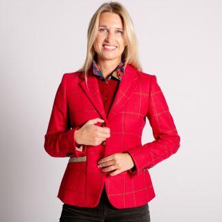 Cordings Newmarket Chelsea Tweed Jacket Main Image