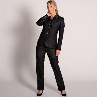 Cordings Shaftesbury Tweed Hacking Jacket Different Angle 1