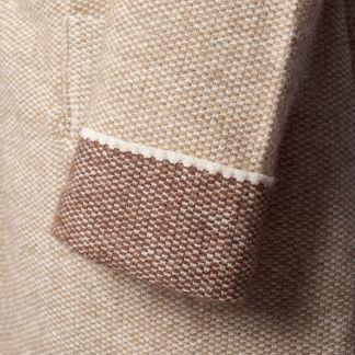 Cordings Cream British Made Alpaca Cardigan Coat Different Angle 1