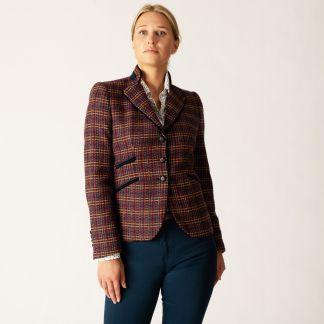 Cordings Frimley Tweed Nehru Jacket  Main Image