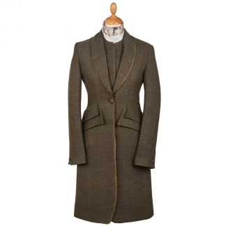 Cordings TBa Keepers Tweed Jazz Coat Main Image