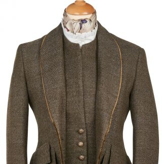 Cordings TBa Keepers Tweed Jazz Coat Different Angle 1