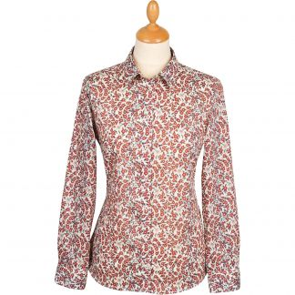 Cordings Red Empress Liberty Shirt Main Image