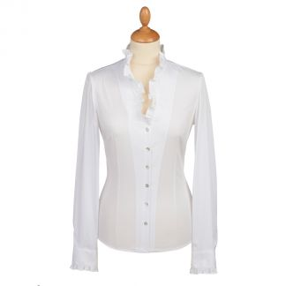 Cordings Frill Collared Shirt Main Image