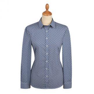 Cordings Ocelli Liberty Cotton Tana Lawn Shirt Main Image