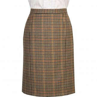 Cordings Wincanton Tweed Pencil Skirt Main Image