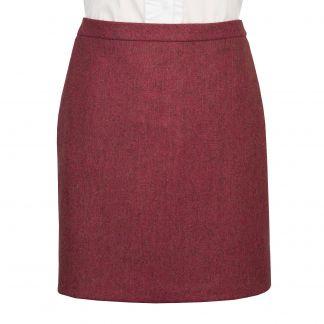 Cordings Pink Copthorne Short Skirt Main Image