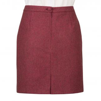 Cordings Pink Copthorne Short Skirt Different Angle 1