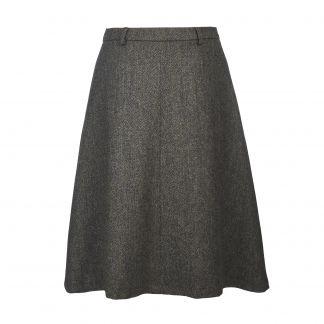 Cordings Wetherby Tweed A Line Skirt Main Image